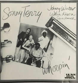 Used CD Sonny Terry- Whoopin'