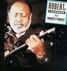 Used CD Robert Lockwood Jr- Plays Robert & Robert
