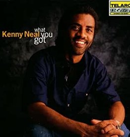 Used CD Kenny Neal- What You Got