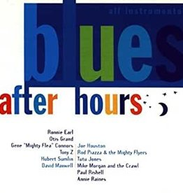 Used CD Various- Blues After Hours