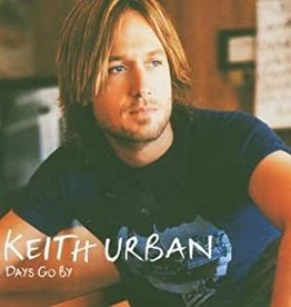 Used CD Keith Urban- Days Go By