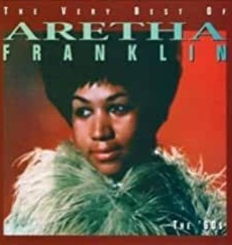 Used CD Aretha Franklin- Very Best Of- The 60's