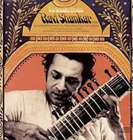 Used CD Ravi Shankar- The Sounds Of India