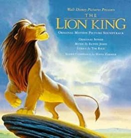 Used CD Lion King Soundtrack