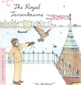 Used DVD The Royal Tenenbaums (Criterion)