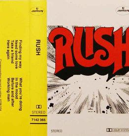 Used Cassette Rush- Rush (Italian Press)