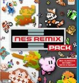 Wii U NES Remix Pack