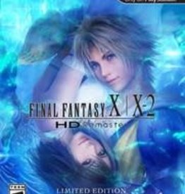 PS3 Final Fantasy X X-2 HD Remaster [Limited Edition]