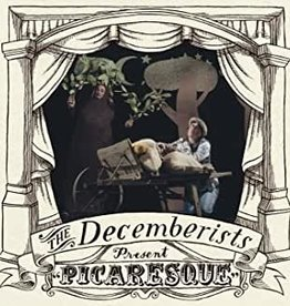 Used CD The Decemberists- Picaresque