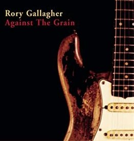 Used CD Rory Gallagher- Against The Grain