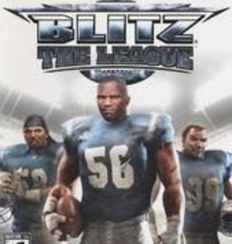 PS2 Blitz the League