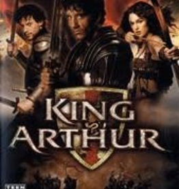 PS2 King Arthur