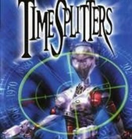 PS2 Time Splitters