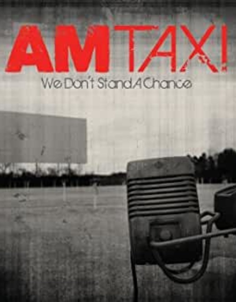 Used CD AM Taxi- We Don't Stand A Chance