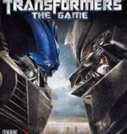 PS2 Transformers: The Game