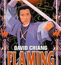 Used VHS Flaming Swords