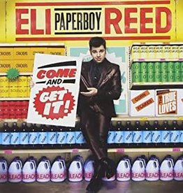 Used CD Eli Paperboy Reed- Come And Get It