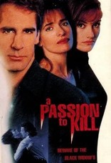 Used VHS A Passion To Kill