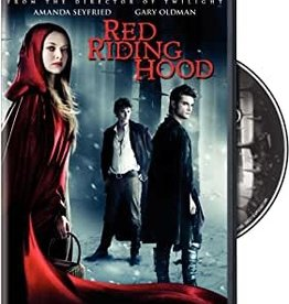 Used DVD Red Riding Hood