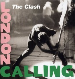 Used CD The Clash- London Calling (1999 Remaster)