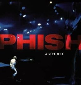 Used CD Phish- A Live One
