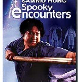 Used DVD Spooky Encounters