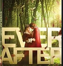 Used DVD Ever After: A Cinderella Story