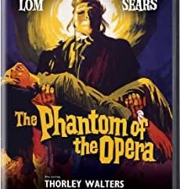 Used DVD Phantom Of The Opera (Hammer Films Version)