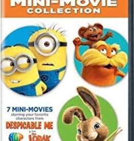 Used DVD 7 Mini-Movie Collection