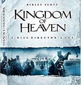 Used DVD Kingdom Of Heaven 4 Disc Director's Cut