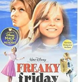 Used DVD Freaky Friday