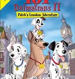 Used DVD 101 Dalmations II