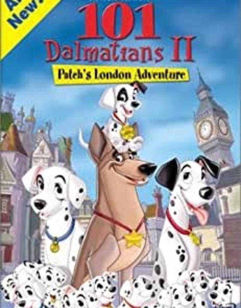 Used DVD 101 Dalmations II