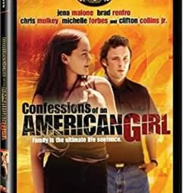 Used DVD Confessions Of An American Girl