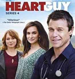Used DVD The Heart Guy Series 4