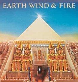 Used CD Earth, Wind & Fire- All 'N All