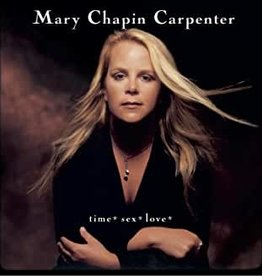 Used CD Mary Chapin Carpenter- Time Sex Love