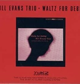 Used CD Bill Evans Trio- Waltz For Debby