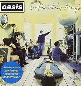 Used CD Oasis- Definitely Maybe
