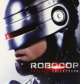 Used BluRay Robocop Trilogy Collection