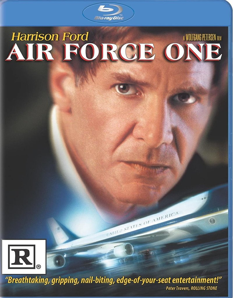Used BluRay Air Force One