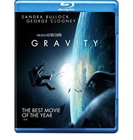 Used BluRay Gravity