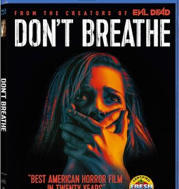 Used BluRay Don't Breathe