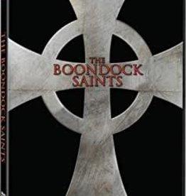 Used DVD Boondock Saints Steelbook