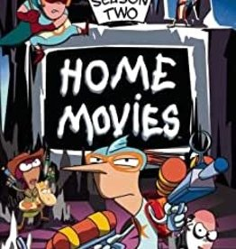 Used DVD Home Movies: Season 2