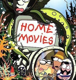 Used DVD Home Movies: Season 4