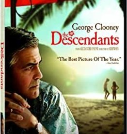 Used DVD The Descendants