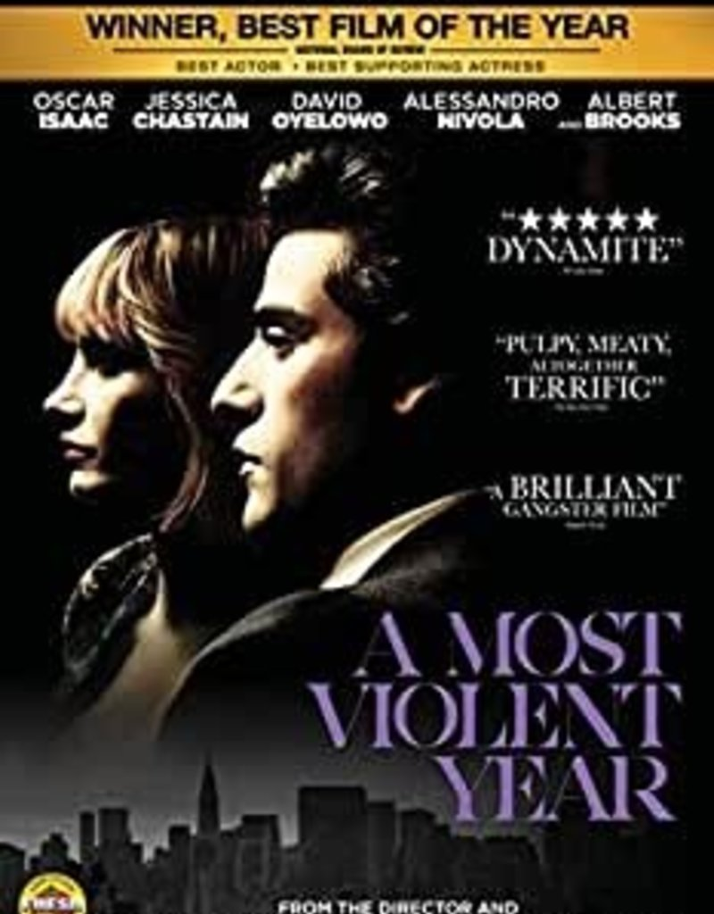 Used DVD A Most Violent Year