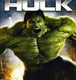 Used DVD The Incredible Hulk