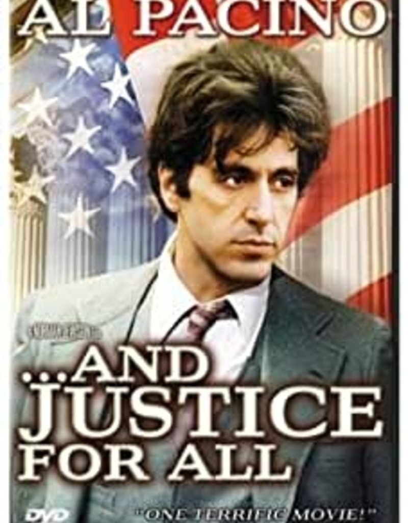 Used DVD ... And Justice For All